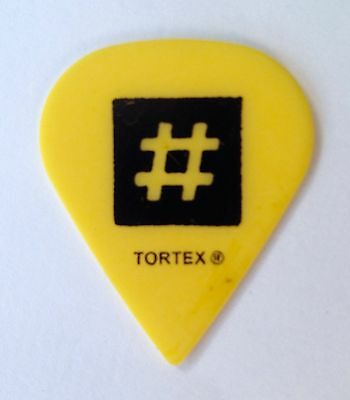 Death Cab for Cutie Guitar Pick. Nick Harmer 2012 Codes And Keys Pick.  # Pick