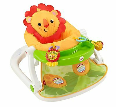 Sit-Me-Up Floor Seat with Tray Fisher-Price baby toy