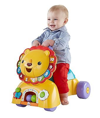 Fisher-Price 3-in-1 Sit Stride and Ride Lion - French Edition