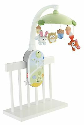 Fisher-Price Smart Connect Deluxe Projection Mobile Toy
