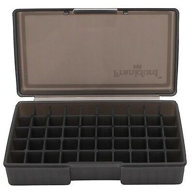 Frankford Arsenal Ammo Box No.501 380-9mm Holds 50 Gr - Color May Vary