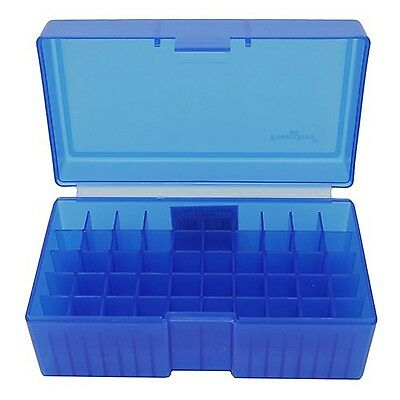 Frankford Arsenal 460 500 S and W Mag 45-70 Gov 50 Count Ammo Box Blue