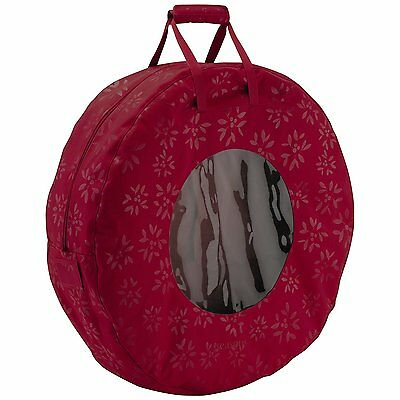 Classic Accessories Seasons Holiday Wreath Storage Bag, Medium
