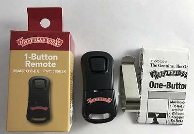 NEW Genuine Overhead Door 1-Button Remote O1T-BX 38502R Remote CodeDodger