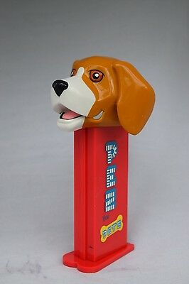 PEZ for Pets with a dog head
