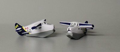 Harbour Air Seaplanes Turbo Otter Floatplane Foam Squeeze Toy Collectible