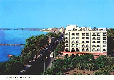 Cyprus Limassol Dis. Postcard as picture * Combined Shipping available * 289S7