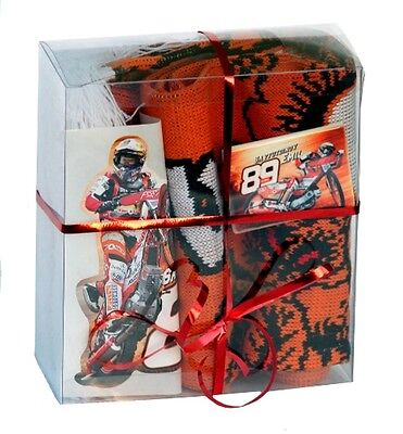 Great Christmas Boxed Gift :: Emil Sayfutdinov official speedway merchandise!
