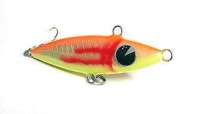 Artificiale minnow Lipless Crank Pesca Spinning Bass Spigola Trota floating 11gr