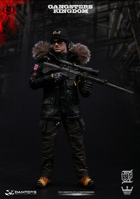 DAM Toys The Gangsters Kingdom - Spade 5 Baron 1/6 Figure GK007 IN STOCK