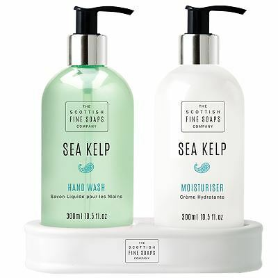 Scottish Fine Soaps Sea Kelp Hand Care Set