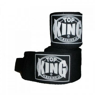 Top King Boxing Hand Wraps Tkhwr-01 Muay Thai Mma Aus Stock