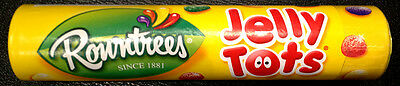 UK Rowntrees Jelly Tots 130g - Christmas