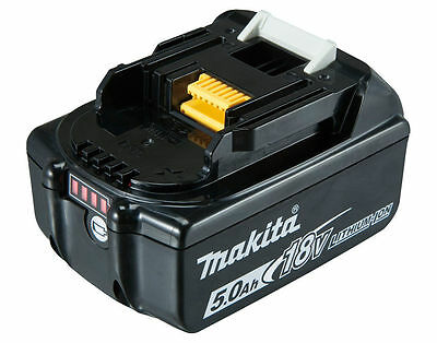 Makita Bl1850B 5.0A 18V Lxt Li-Ion Battery With Led  Free Delivery Gen Aust