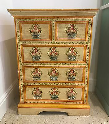small antique Italian chest of drawers
