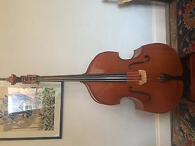 1/2 size double bass