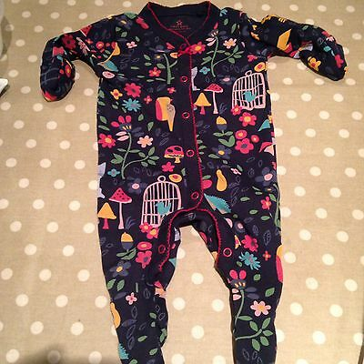 Next Girls Baby grows up to 1 Month