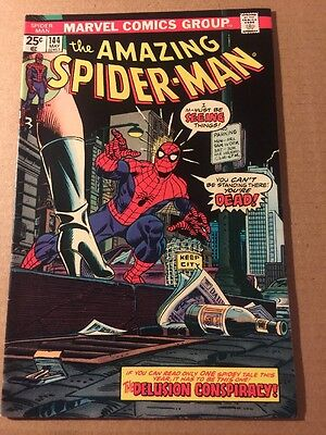 The Amazing Spider-man #144