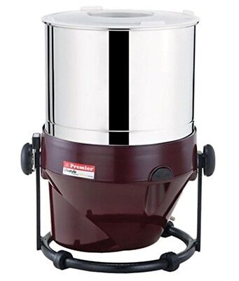 PREMIER Lifestyle HeavDuty CHOCOLATE SPECIAL 2Litre TableTop Tilting Wet Grinder