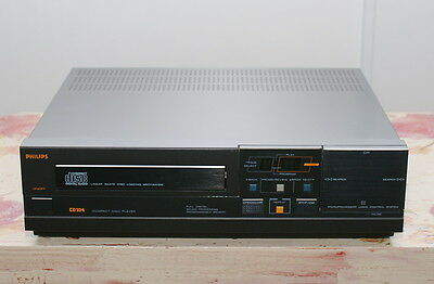 PHILIPS CD 104  Lecteur de CD vintage