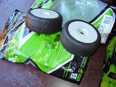 Beta V-Max 1/8 Buggy Wheels and Tyres x 1 Set