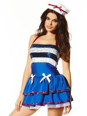 Ann Summers Hello Sailor Outfit 8-10 New Eu 36-38 Erotic Fancy Dress Up