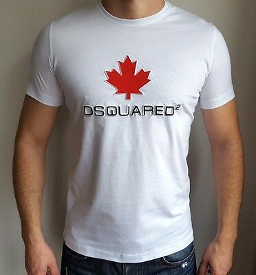New Dsquared Men's T-Shirt Any Size