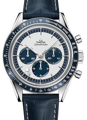 New Omega Speedmaster Moonwatch Chronograph Ck2998 Limited 311.33.40.30.02.001