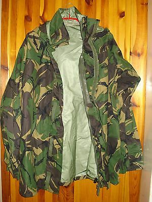 British Army Jacket Liner-Dpm Mvp Waterproof Breathable Size 180/112