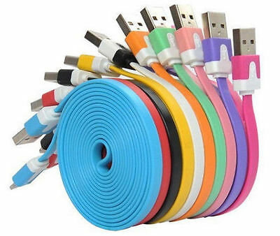 250 Cell Phones Micro USB 6 FT Cables Android Phones Charger Cable