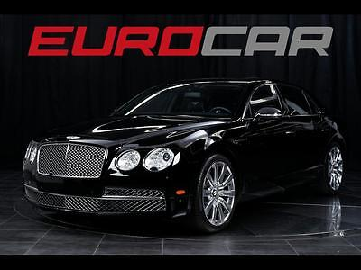 2014 Bentley Flying Spur  2014 Bentley Flying Spur $234,750.00 MSRP, PRISTINE, WHITE STITCHING