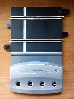 ~~SALE~~ SCALEXTRIC SPORT DIGITAL 4 CAR POWER BASE - Free UK P&P