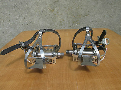 Kkt Kyokuto Top Run Vintage Pedales Velo Course Road Racing Bicycle Pedals