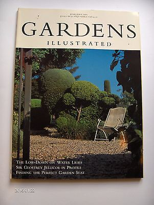 Gardens Illustrated Magazine Issue No: 8 June/July1994