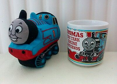 ~~SALE~~ Vintage & Retro *THOMAS THE TANK ENGINE AND FRIENDS MUG CUP* from 1990