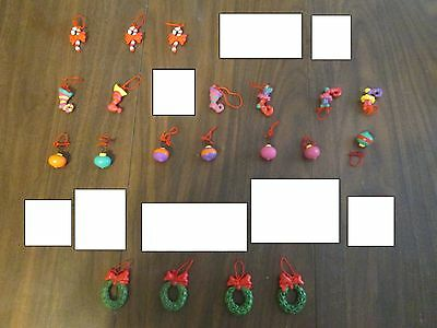 Department Dept 56 ~ CHOICE OF ONE ORNAMENT grinch countdown to christmas tree