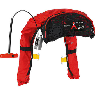 Mammut Snowpulse Avalanche Protection Airbag System (PAS)