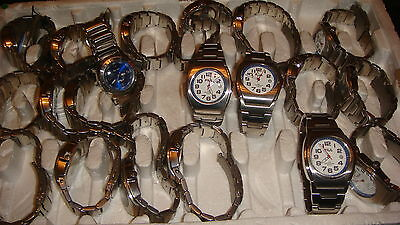 Trade Only Job Lot Of 20 X  Mixed Fila Watches 100%. Gen ...