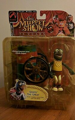 Gonzo the Great - The Muppet Show figure
