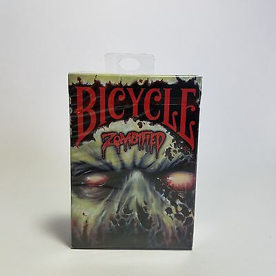 Bicycle - Zombified Playing Cards - Deck NEW SEALED zombie zombies - IN STOCK