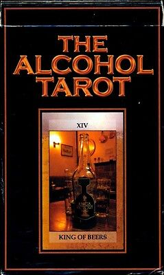 Alcohol Tarot: Limitted edition number 9 of 1000