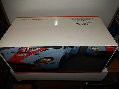 1:18 Le Mans 2008 Aston Martin DBR9 Dealer Edition. Very Rare