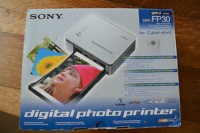 Sony Digital photo printer FP30