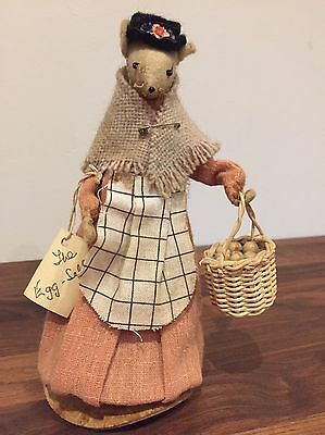 Diane Freeman 'The Egg Seller' Mouse