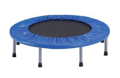 38in Mini Trampoline w bag Fitness Exercise Gym Jogger Rebounder