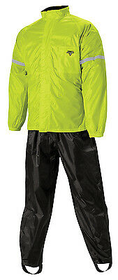 Nelson-Rigg WP-8000 Weather Pro 2-Piece Suit Motorcycle Street Rain Suits