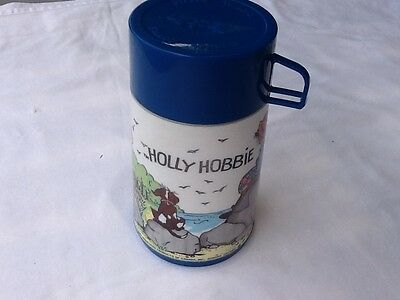 Aladdin Thermal Bottle- HOLLY HOBBIE -1 cup capacity- plastic