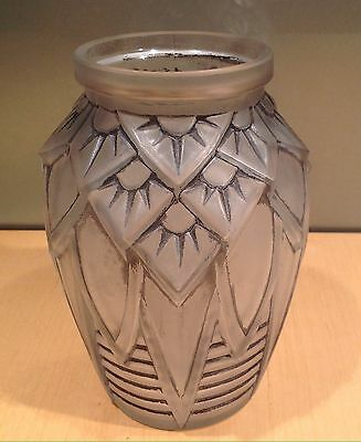 Muller Fres. Glass Vase