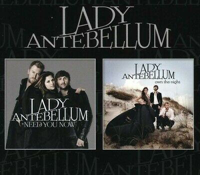Need You Now/Own The Night Boxed Set - Lady Antebellum (2012, CD NEU)