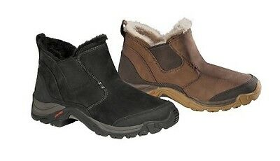 NEW Mountain Horse Cozy Rider Fleece Lined Paddock Boots Ladies - Black 8